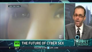 Can robots change the way that we love? The future of sex & technology