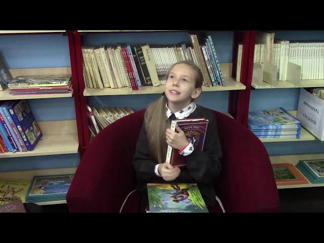 Изображение предпросмотра прочтения – ДарьяВасилюк читает произведение «Книги в красном переплете» М.И.Цветаевой