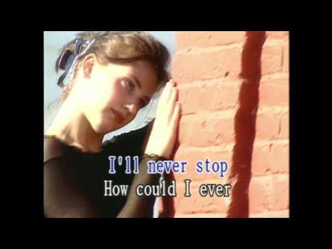 I'll Never Stop (Karaoke)