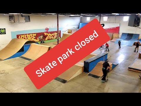 The Last Days Of Evolve Skate Park Denver And BMX Dance Off