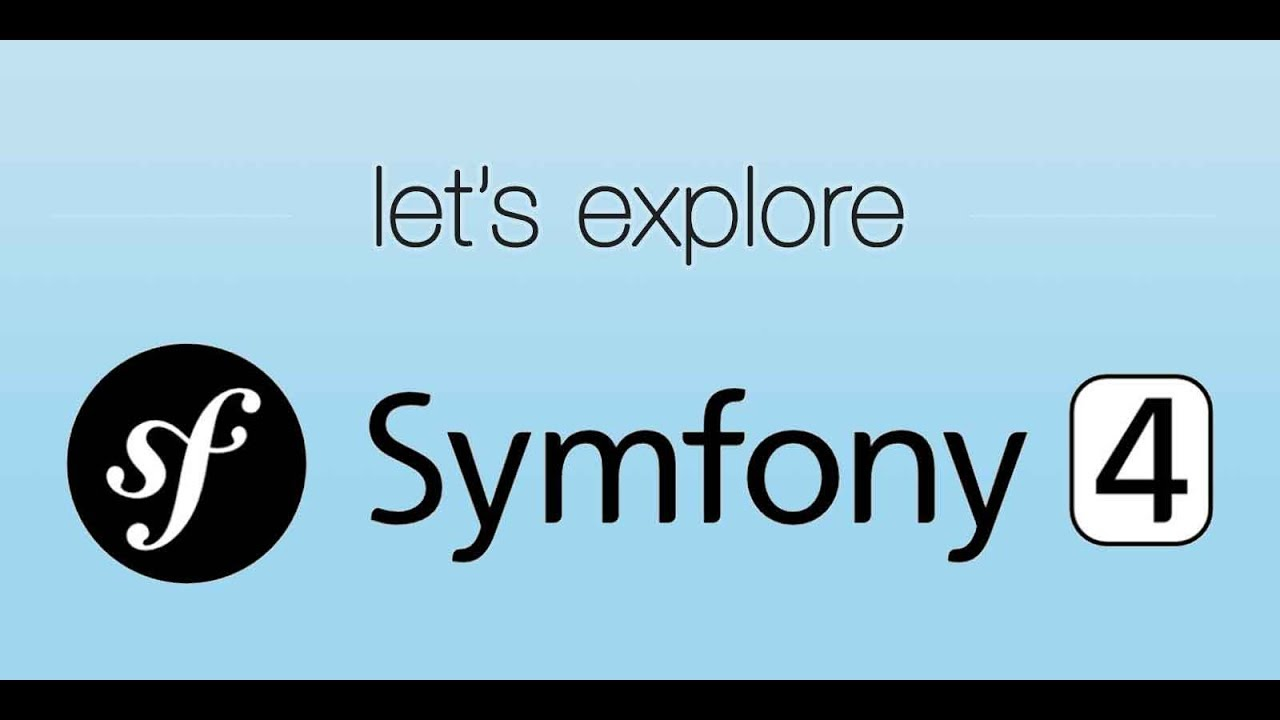 [1/9] - Beginners Symfony 4 Tutorial - Getting Started With Symfony 4