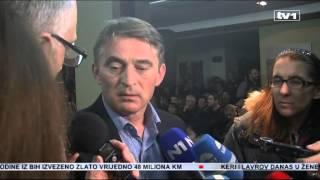 Komšić i Nikšić u Mostaru o formiranju vlasti