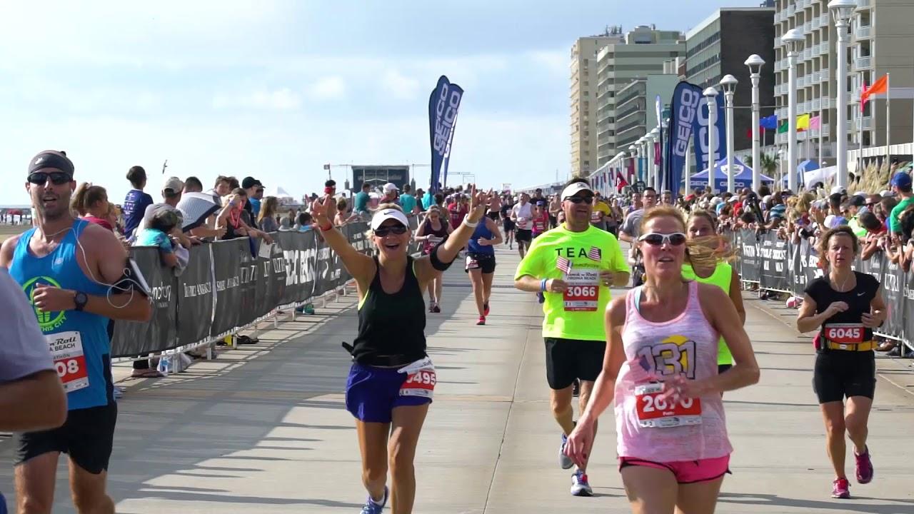 2017 Rock N Roll Virginia Beach Half Marathon Highlights
