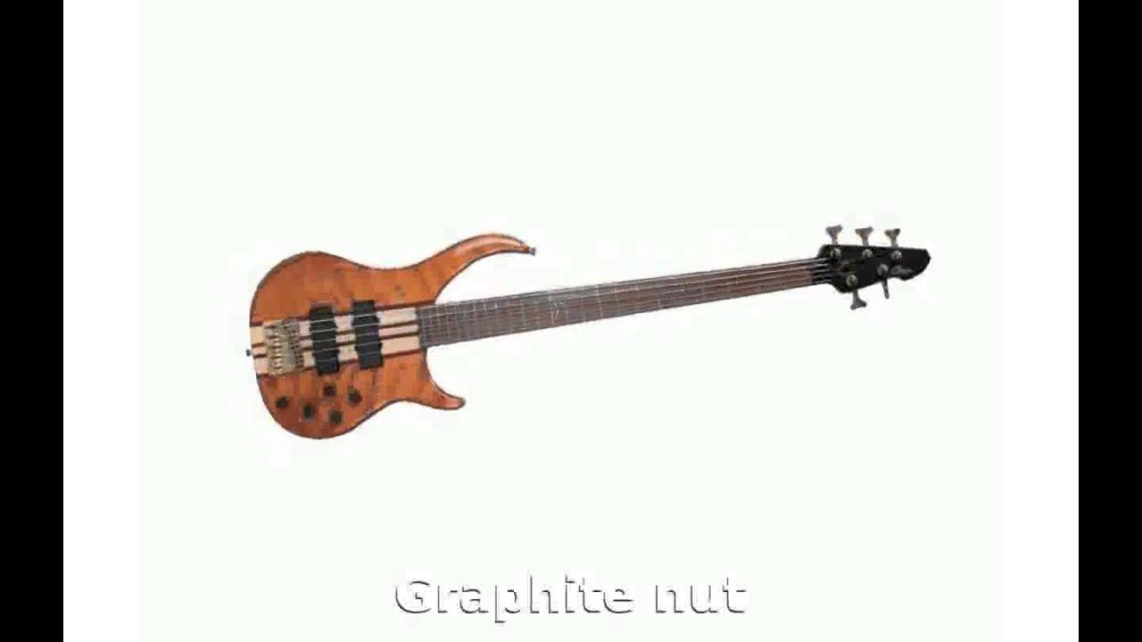 rogue lx405 series iii pro 5 string electric bass guitar youtube rh youtube com