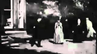 Самый первый в мире фильм   Сцены в саду Раундхэй 1888 год MusVid net