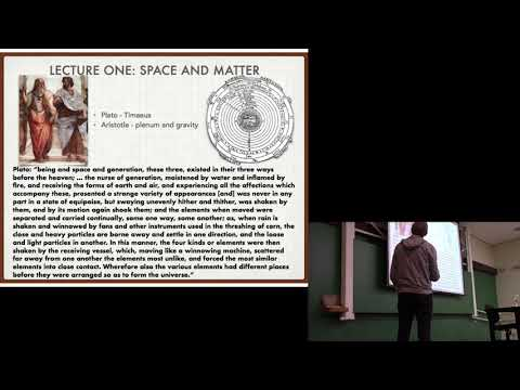 BST 202: A Short Course on String Theory – Lecture 1: Space