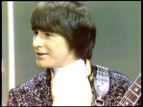 American Bandstand 1967- Interview Paul Revere and the Raiders