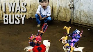 I WAS BUSY WATCHING MINION FIGHTS (SingSing Dota 2 Highlights #1091)