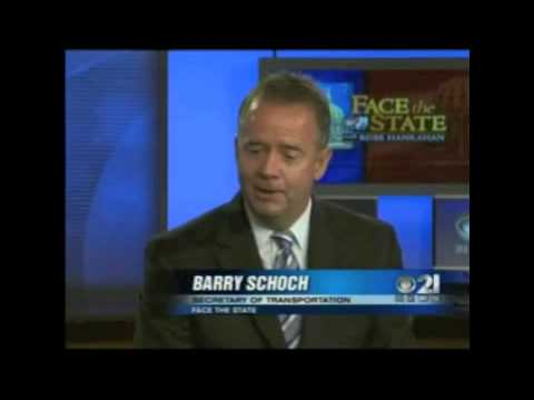 Barry Schoch Says Tom Corbett Breaks His Campaign Promises