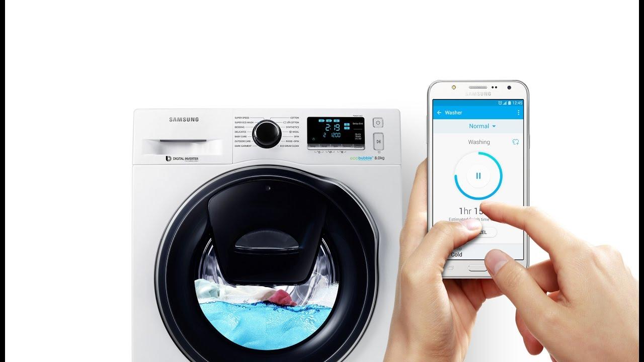 Samsung AddWash Akıllı Çamaşır Makinesi Türkiye'de! İşte Yetenekleri!