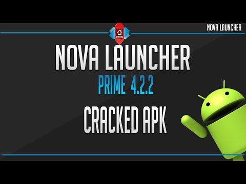 Nova Launcher Prime v4.2.2  Cracked APK