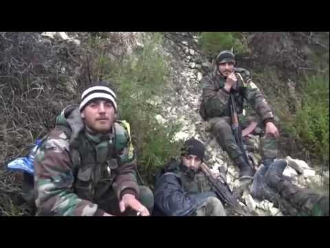 Syria War (Turkmen Mountains)
