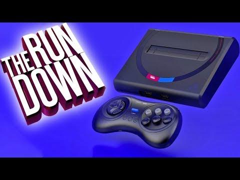 Sega Retro Console and Fake Actors! - The Rundown - Electric Playground
