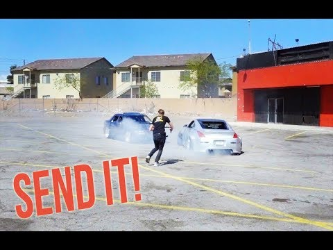 THIS WAS TOTALLY LEGAL I PROMISE...maybe not (Stance Wars Vegas BTS Vlog 2)