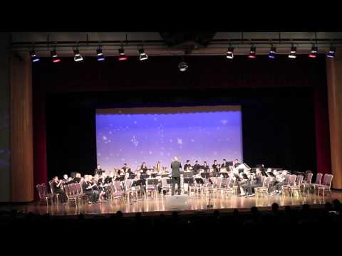 Lone Star & West Middle Schools - West Hills Overture 2013