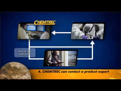 How CHEMTREC® Helps First Responders