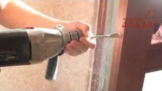 видео Сколько стоит демонтаж межкомнатной двери