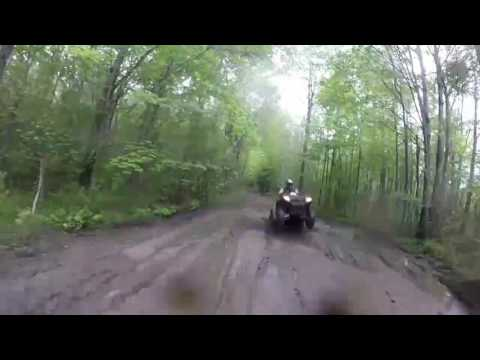 Oswego County Atv Club Trails Altmar Ny