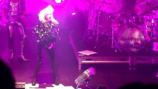 Goldfrapp - Believer - HD - Live at The Palace - Melbourne, August 2010