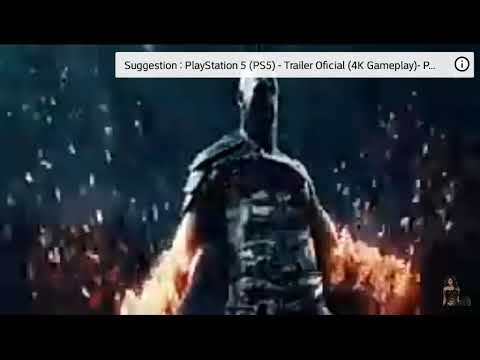 God Of War 5 Official Trailer 2020