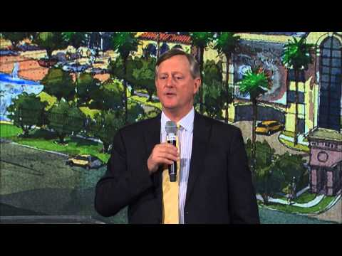 """Craig Hill ministering on """"God has established ancient paths of bless for your family!"""""""