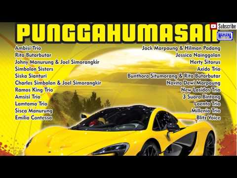 Lagu Batak populer - Ahama Na Tau Siingotonhu   Siska Sianturi