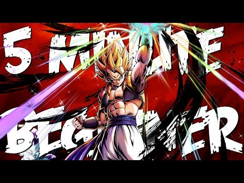 5 Minute Dragon Ball Legends Beginner Guide
