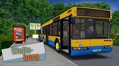 OMSI 2 Wolfsburg | Übers VW-Werk zum Hbf (Linie 202) ☆ Let's Play OMSI 2 | #867