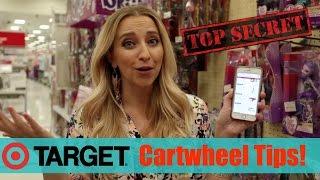 Secrets to Using the Target Cartwheel App!