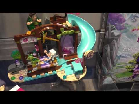 New! LEGO Elves Playsets 2016