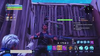 SCAMMER GETS SCAMED TWICE(fortnite stw)