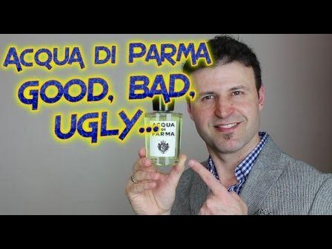 Acqua Di PARMA Review | GBUUO
