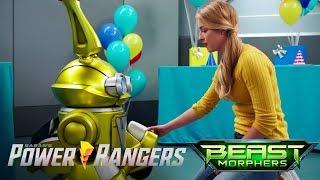 "Power Rangers Beast Morphers - Beast Bots | Episode 7 ""A Friend Indeed"""