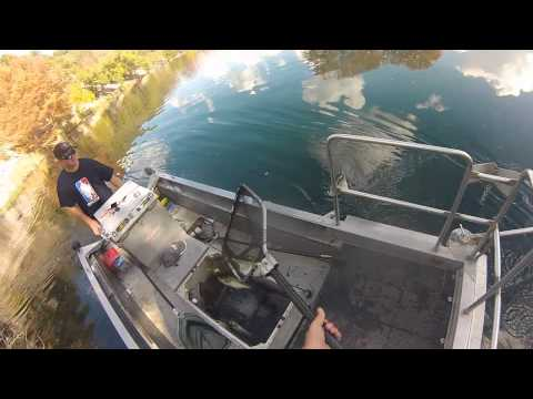 Clearwater In Action: Electro Fishing Survey