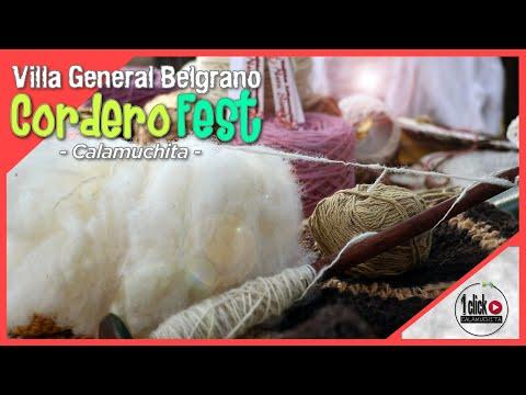CORDERO FEST 2019 - Villa General Belgrano, Calamuchita