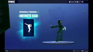 #stikbot Fortnite Infinite DAB Emote