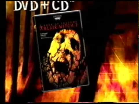 Book of Shadows  Blair Witch 2  DVDCD 2000 Promo VHS Capture