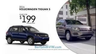 Summer Sales Drive at Bert Smith Volkswagen