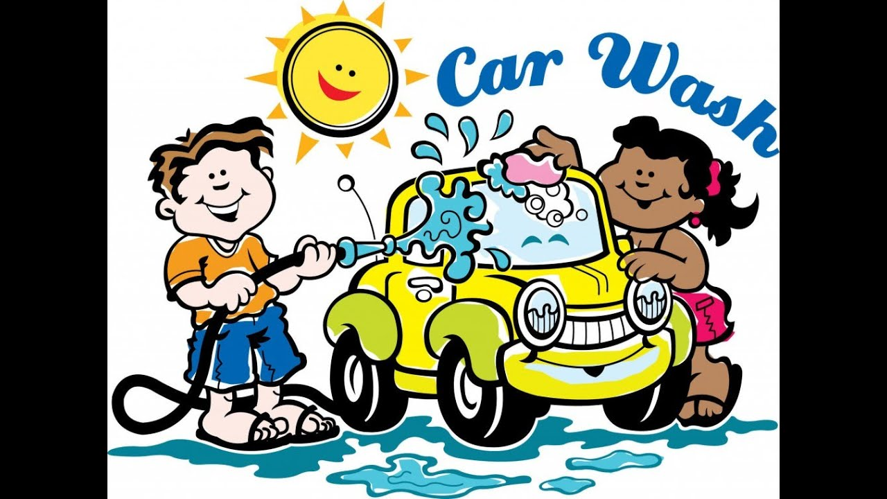 Car Wash Cartoon, Cartoon Car Wash For Kids