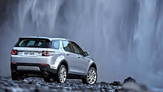 2014 Land Rover Discovery Sport Trailer