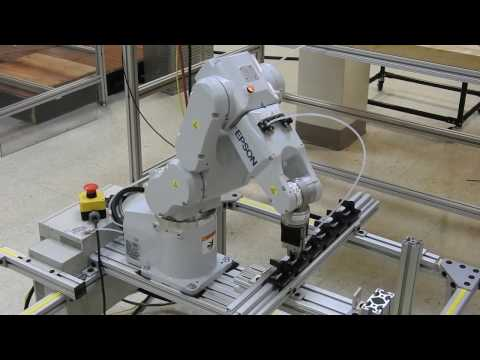 Epson Robot vs Switches
