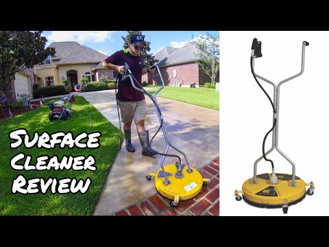 BEST SURFACE CLEANER OF 2019 REVIEW & LINK (Whirl-A-Way 20