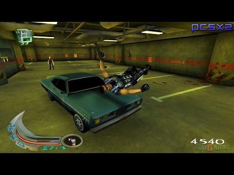 Blade II - PS2 Gameplay 1080p (PCSX2)