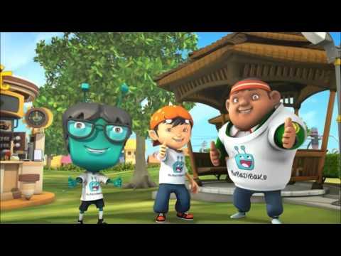 BoBoiBoy : Team BuBaDiBaKo Cover