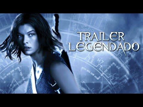 Resident Evil 2 - Apocalipse - Trailer Legendado HD