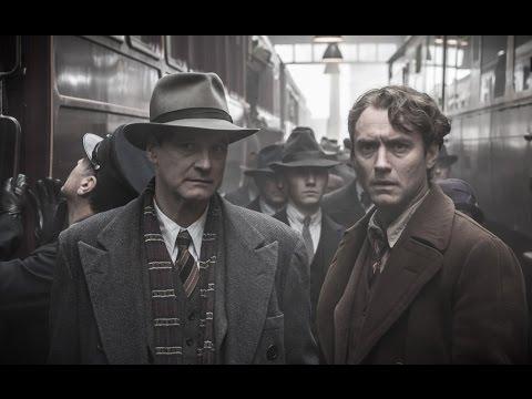 """Vivir de Cine: """"El Editor de Libros"""" con Jude Law, Colin Firth, Nicole Kidman"""