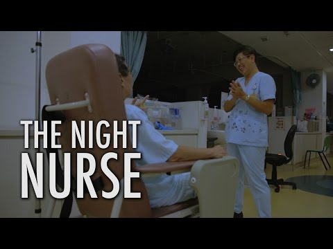 The Night Nurse | The Other Sight of Singapore | Channel New