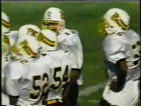 Barden Cable 6 Game of the Week: Detroit Henry Ford @ Detroit Martin Luther King (October 7, 1994)
