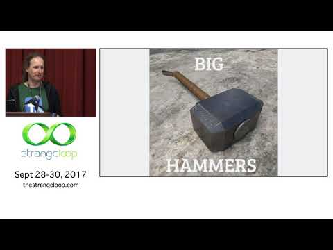 """Haxl: A Big Hammer for Concurrency"" by Simon Marlow"