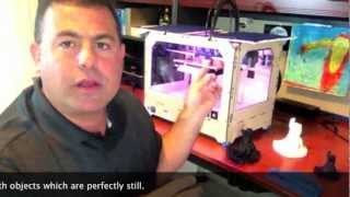 3D Printing Time Lapse Photography from 123D Catch 3D Scans